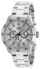 Invicta Specialty 21501 Men's Round Analog Day Date 24 Hr Stainless Steel Watch