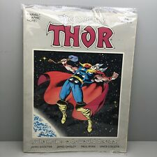 Mighty Thor : I Whom The Gods Would Destroy Marvel Graphic Novel 1987 Vintage