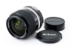 Nikon Ai-S NIKKOR 28mm f/2 Wide Angle MF Lens from Japan #182138