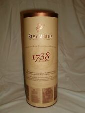 Remy Martin 1738 Empty Canister