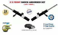 FOR CITROEN XSARA N0 N1 N2 1997-2005 2X FRONT LEFT + RIGHT SHOCK ABSORBER SET
