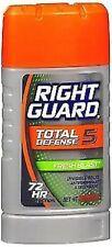 Right Guard Total Defense 5 Fresh Blast Antiperspirant & Deodorant, 2.6 oz