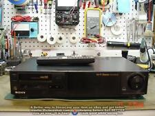 SONY EV-S2000 Hi8 Video8 8mm HiFi Stereo Editing VCR - 90 Days Wrty