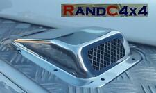 Da4001ss Land Rover Defender Acier Inoxydable Aile top grill d'admission d'air main Righ
