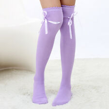 Sexy Women Thigh High Over-Knee Athletic Soccer Rugby Sports Fashion Tube Sock A