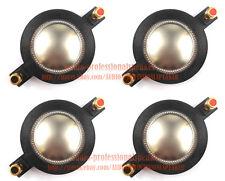 4PCS Replacement Diaphragm Fit For Mackie SA-1521 SR-1522 Repair Parts