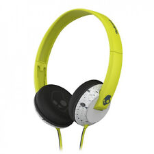 Skullcandy Uprock Green Headphones With Supreme Sound