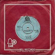 "The Box Tops Cry Like A Baby UK 45 7"" single +The Door You Closed To Me"