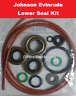 Johnson Lower Unit Gear Case Seal Kit Fits 18 HP 18-2684  See Chart