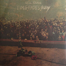 NEIL YOUNG - TIME FADES AWAY - LP REISSUE VINYL NEW SEALED 2016