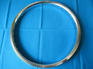 """SE Bikes J24SG 20"""" Bicycle Double Walled Silver Rim 406x24 36 Hole -1 Only - New"""