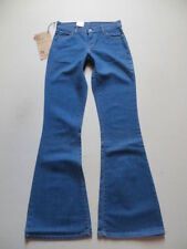 Hosengröße W27 Levi's Damen-Jeans im Schlaghosen-Stil