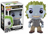 "EXCLUSIVE BEETLEJUICE PLAID SHIRT 3.75"" POP VINYL FIGURE MOVIES FUNKO 362"