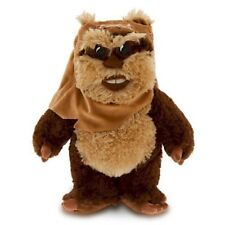Disney Wicket Ewok Plush - Star Wars - 9