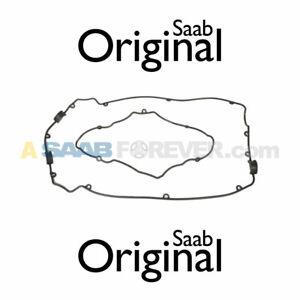 SAAB 900 9000 9-3 9-5 VALVE COVER GASKET KIT 2.0 2.3 T NEW GENUINE OEM 8822041