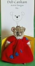 "Deb Canham from The Oz Collection ""Queen of the Field Mice"" Limited Edition MIB"