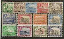 ADEN 1939-48 KGVI TO 10R SG16/27 MINT