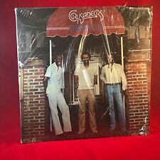 THE CRUSADERS Standing Tall 1981 USA VINYL LP EXCELLENT CONDITION Joe Cocker