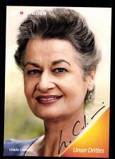 Ursula Cantieni Die Fallers Autogrammkarte Original Signiert # BC 62600