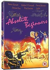 Absolute Beginners 30th Anniversary Edition DVD Region 2