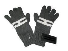 BNWT - HENLEYS Knitted Winter Gloves - Grey