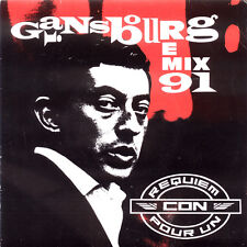 SERGE GAINSBOURG Remix 91 FR Press Philips 878 904-7 1991 SP