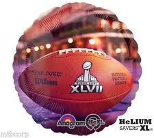 SUPERBOWL XLVII FOOTBALL Tailgate Party Balloon