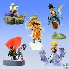 Dragonball Dragon ball Z DBZ Imagination Figure 2 Gashapon Figurine Set of 5