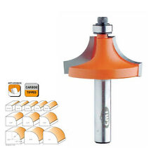 """CMT 839.991.11 7/8"""" Beading Router Bit 1/2-Inch Shank"""