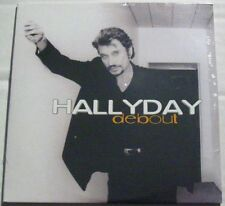 JOHNNY HALLYDAY (CD single)  DEBOUT   NEUF SCELLE REEDITION 2006