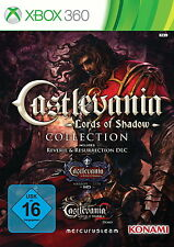 Castlevania: Lords Of Shadow -- Collection (Microsoft Xbox 360, 2013, DVD-Box)