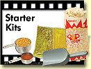 Popcorn Pack Kit 8oz Starter Pack Kit #45008