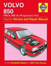 HAYNES WORKSHOP SERVICE & REPAIR MANUAL VOLVO 850 92-96