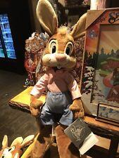 Disney Parks Splash Mountain Briar Brer Rabbit Plush B'rer NWT
