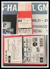 Fischer RG M 12x190, inkl.Mwst., inkl. Garantie