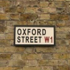 Wooden Streets Decorative Wall Plaques