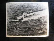 Vintage US Navy 8 x 10 Photo USS Nautilus USS Theodore Roosevelt SSB (N) 600 028