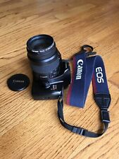 """New listing Tested Canon """"Eos Rebel X S� film camera w/Canon Zoom lens Ef 35-80mm 1:4-5.6"""