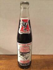 Paul Bear Bryant Crimson Tide Coke Bottle Unopened Coca Cola Winningest Coach