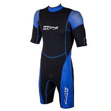 Men's 2.5Mm Shorty wetsuit scuba snorkel by Ist