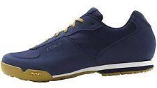 Giro Rumble VR MTB Cycling Shoes (Dress Blue/Gum / 47 EU - 12.5 US Size)