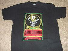 SOUL ASYLUM rare vintage Grave Dancers Union 1992 promo shirt Large Jagermeister