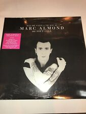 """MARC ALMOND & SOFT CELL """"Hits And Pieces"""" 2 X PINK & BLACK VINYL LP - BRAND NEW"""