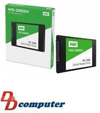 """Western Digital Green 240GB 2.5"""" 3D NAND SATA III SSD WDS240G2G0A 545MB/s"""
