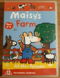 Maisy - Farm (DVD, 2001)