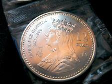 España - 12 Euros Año 2004 Isabel de Castilla (Plata/Ag)