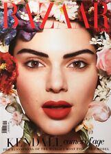 Harper's Bazaar Magazine ARABIA July/August 2017 Kendall Jenner NEW