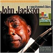 John Jackson - Rappahannock Blues (Live Recording, 2010)