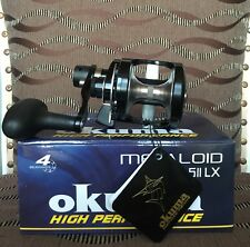 Okuma Metaloid M-5IILX Linkshand Multirolle