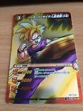 Carte Dragon Ball Z DBZ Miracle Battle Carddass Dragon Soul Legend #SR 05/08